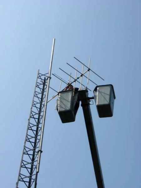 CJLU FM Antenna, Cape Blomidon